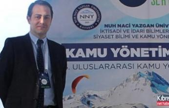 LAÜ 16. Uluslararası Kamu Yönetimi Forumu'nda temsil edildi