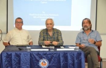 """DAÜ'de """"Birleşik Kıbrıs'ta Federal Hükümet İçin Yarı Başkanlık Sistemi"""" Tartışıldı"""