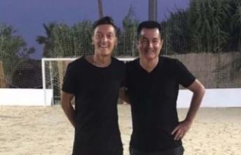 Acun Ilıcalı'dan Fenerbahçe'ye Mesut Özil müjdesi