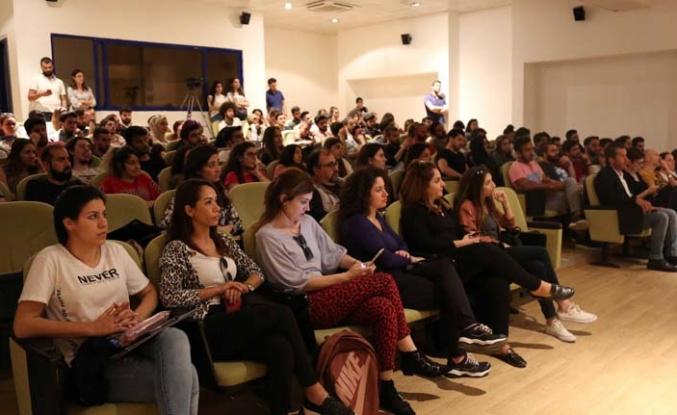 Ünlü mimarlar LAÜ öğrencilerine deneyimlerini aktardı