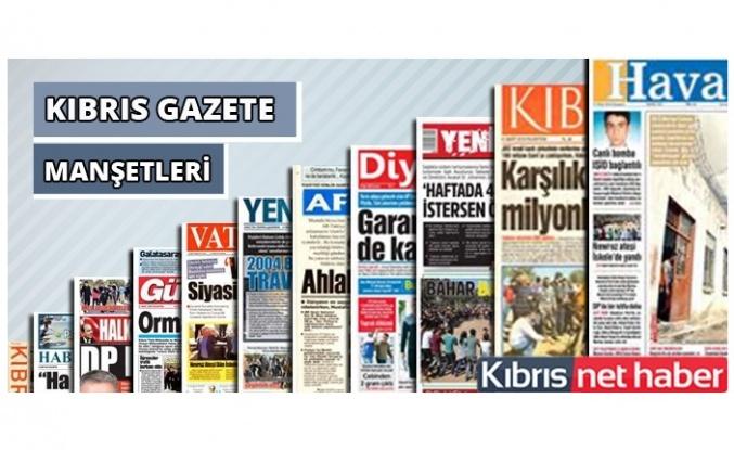 12 Haziran 2019 Çarşamba Gazete Manşetleri