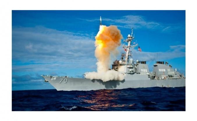 ABD'den tehlikeli hamle! Savaş gemisi yola çıktı