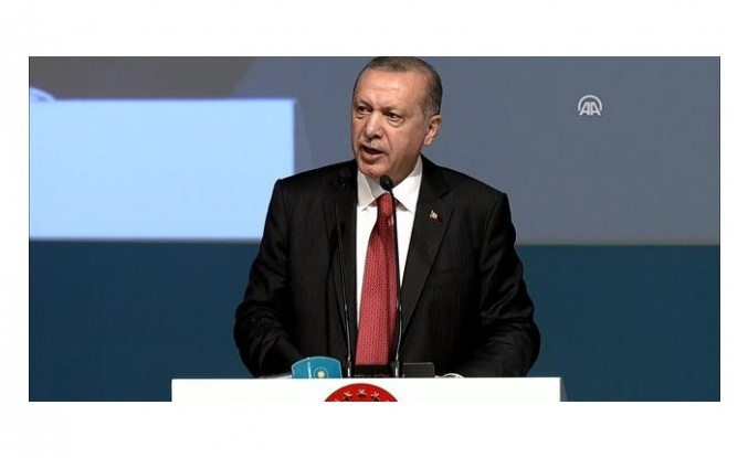 Erdoğan'dan kritik zirvede 'Kudüs' çıkışı