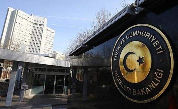 Türkiye'den Doğu Akdeniz ve Kıbrıs tepkisi: Reddediyoruz!