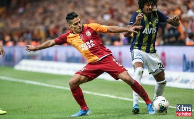 Galatasaray Fenerbahçe derbisi golsüz sona erdi