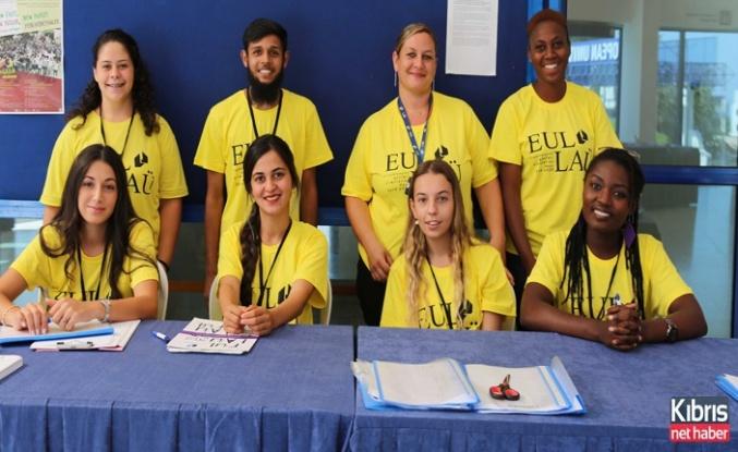 LAÜ'nün yeni öğrencileri Kıbrıs'ı tanıyacak