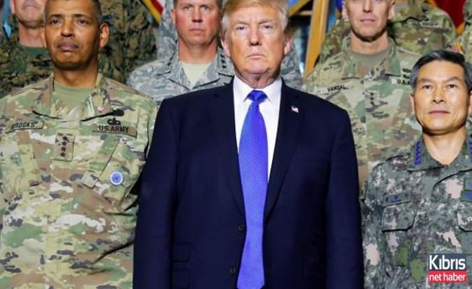 Trump'tan bomba açıklama! İnanılmaz 'savaş' çıkışı