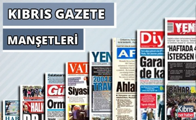 30 Ekim 2019 Çarşamba Gazete Manşetleri