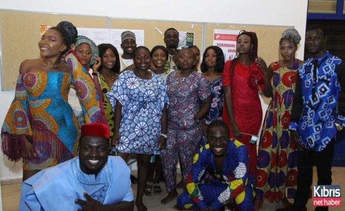 59. Nijerya Bağımsızlık Günü LAÜ'de coşkuylakutlandı