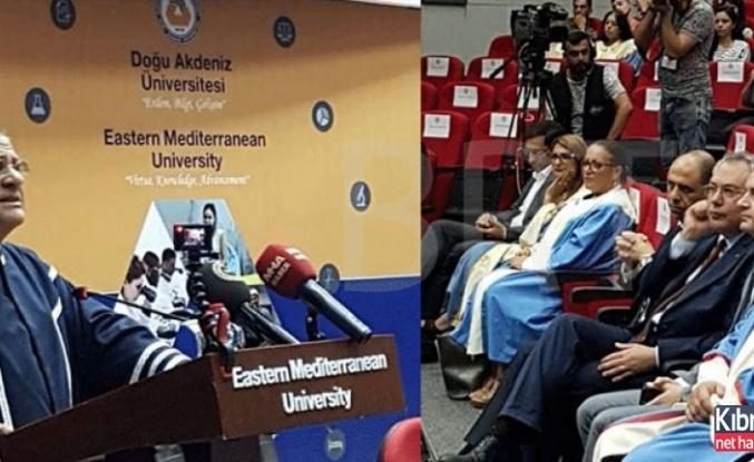 DAÜ Akademik Yıl açılış töreni yapıldı
