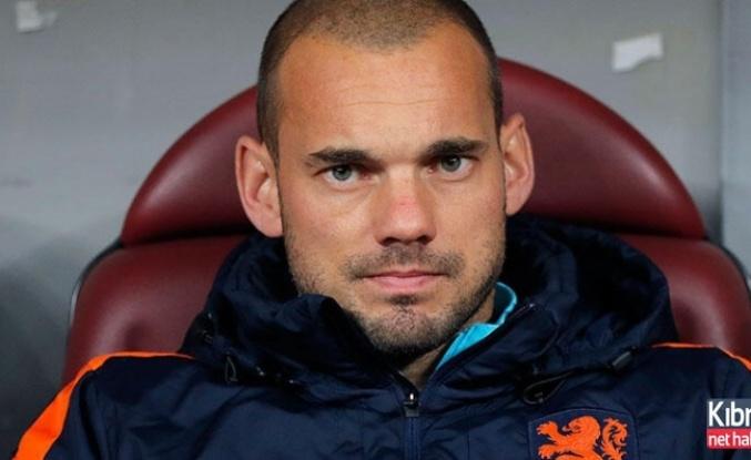 Wesley Sneijder'i yıkan haber! Kanser...