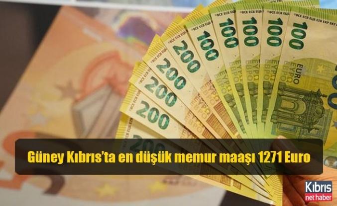 Güney Kıbrıs'ta en düşük memur maaşı 1271 Euro
