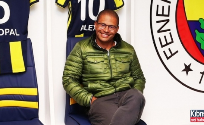 Alex'ten heyecanlandıran Fenerbahçe paylaşımı
