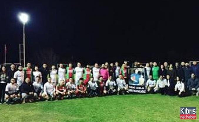 Merhum Mehmet Koçak anı maçıyla hatırlandı
