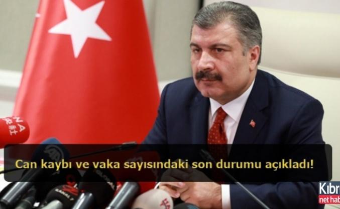 Türkiye'de corona virüsten son 24 saatte 27 ölüm
