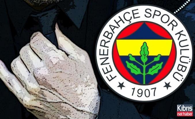 Fenerbahçe yeni teknik direktörünü açıkladı!