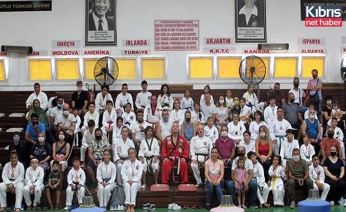 Taekwondo'da 3 yarışma birden