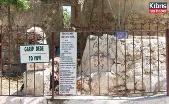 Templos/Zeytinlik İnisiyatifi, Garip Dede Türbesi kapanmasın