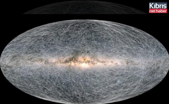 Samanyolu galaksisinin en detaylı fotoğrafı çekildi