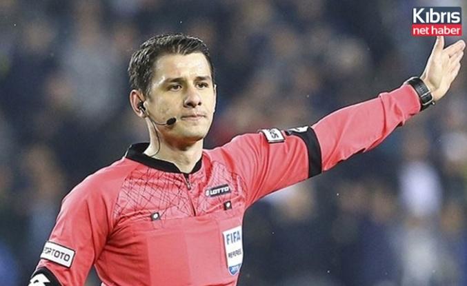 Trabzonspor-Galatasaray maçının hakemi belli oldu