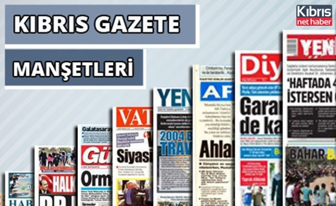 8 Mart 2021 Pazartesi Gazete Manşetleri