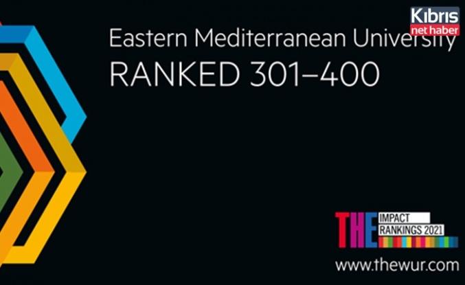 DAÜ'nün, dünya üniversiteleri sıralamasındaki yükselişini bu yıl da sürdürdüğü açıklandı