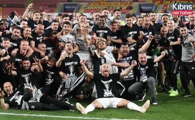 Beşiktaş Şampiyonlar Ligi'ne direkt katılacak