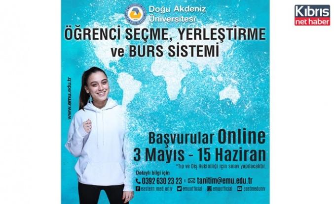 DAÜ'ye Çevrim içi sistem üzerinden yapılacak öğrenci  başvuruları  15 Haziran'a kadar uzatıldı