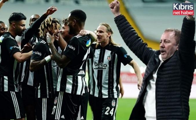 Türkiye Süper Lig Şampiyonu Beşiktaş oldu