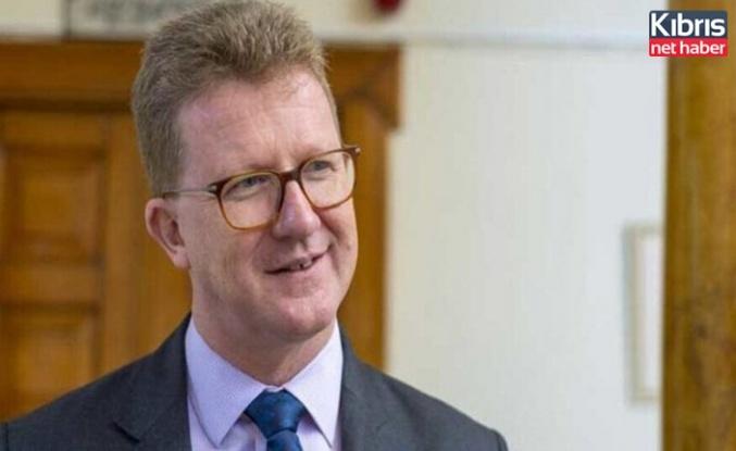 Britanya Yüksek Komiseri Lillie, Alagadi'deki Kaplumbağaları koruma çalışmalarını yerinde inceledi