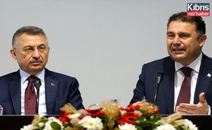 Saner: KKTC ekonomisi Anavatan Türkiye ile birlikte hareket edildiğinde düzlüğe çıkabilecek