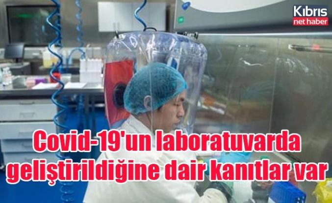 Covid-19'un laboratuvarda geliştirildiğine dair kanıtlar var iddiası