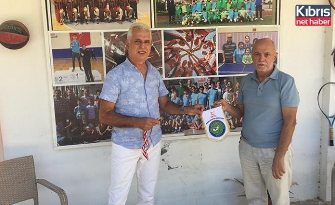 Bostanlıspor KKTC HİS Federasyonu ile işbirliği yapacak