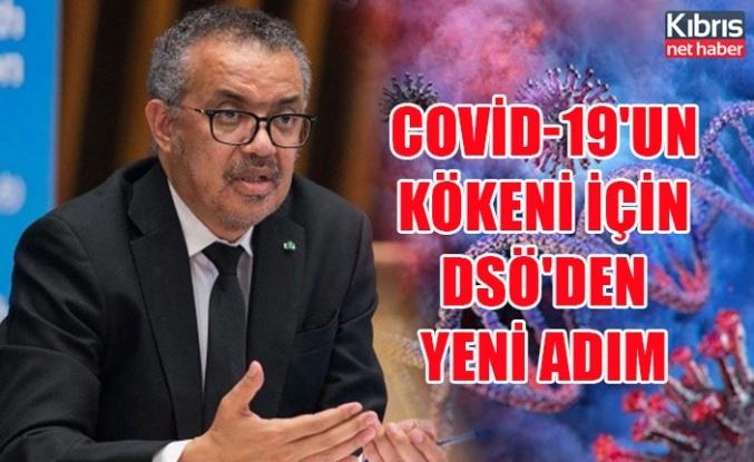 Covid-19'un kökeni için DSÖ'den yeni adım