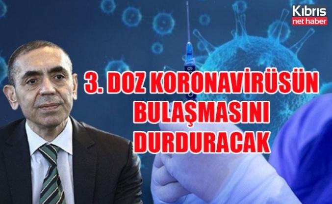 Uğur Şahin umut aşıladı: 3. doz koronavirüsün bulaşmasını durduracak