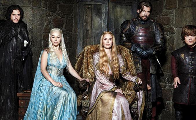 'Game of Thrones'un senaristinden şaşırtan paylaşım