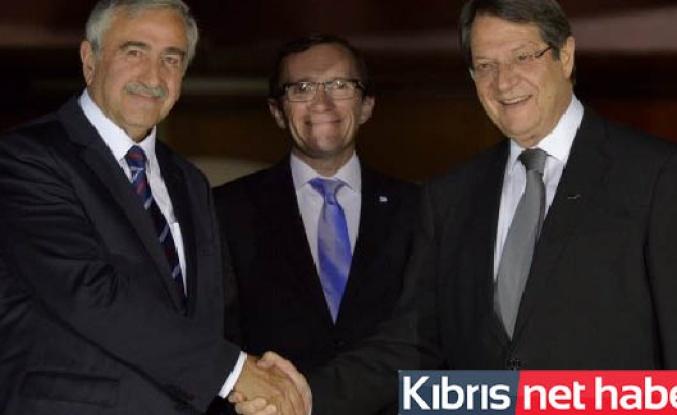Kıbrıs müzakerelerine destek