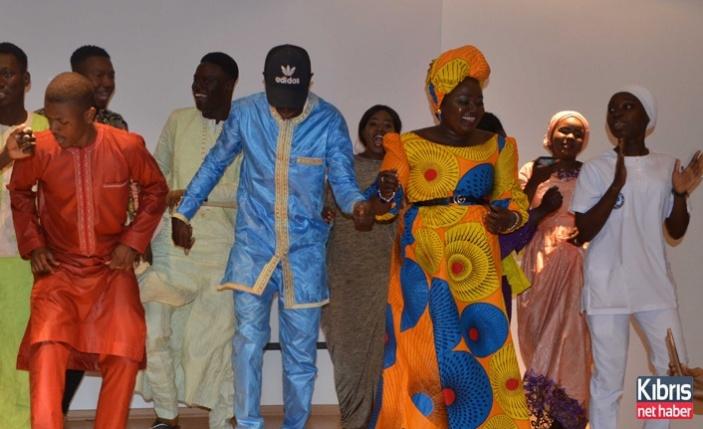 """LAÜ'de""""GambiyaKültür Gecesi""""düzenlendi"""