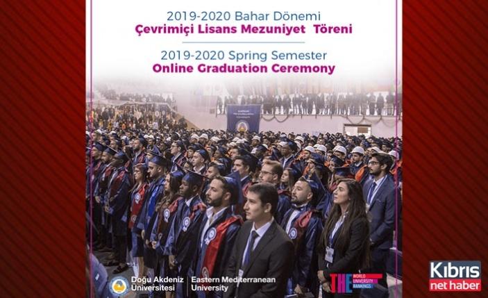 DAÜ 2019-2020 Mezuniyet Töreni Çevrimiçi Olarak Yapılacak