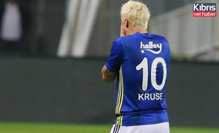 Fenerbahçe'den Kruse açıklaması