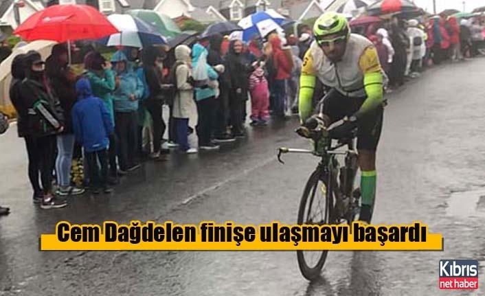 İrlanda'da Cem Dağdelen finişe ulaşmayı başardı