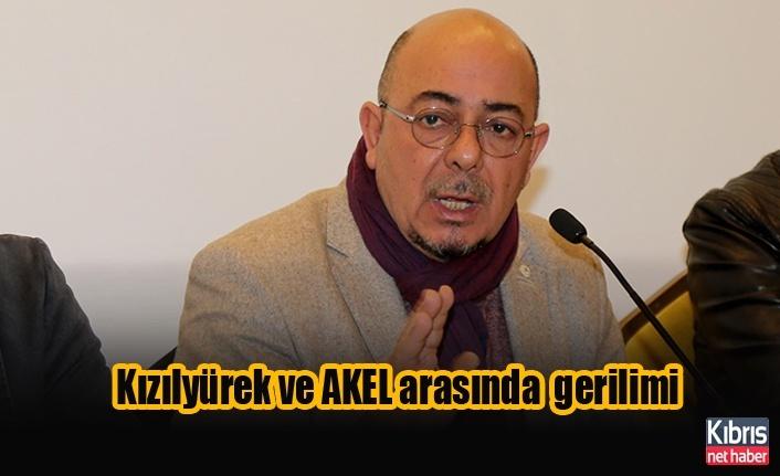 Kızılyürek ve AKEL arasında 2500 Euro gerilimi