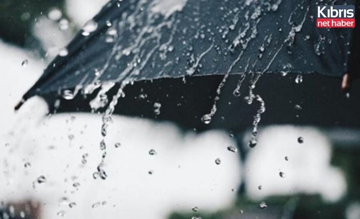 Meteoroloji Dairesi yağış miktarlarını açıkladı