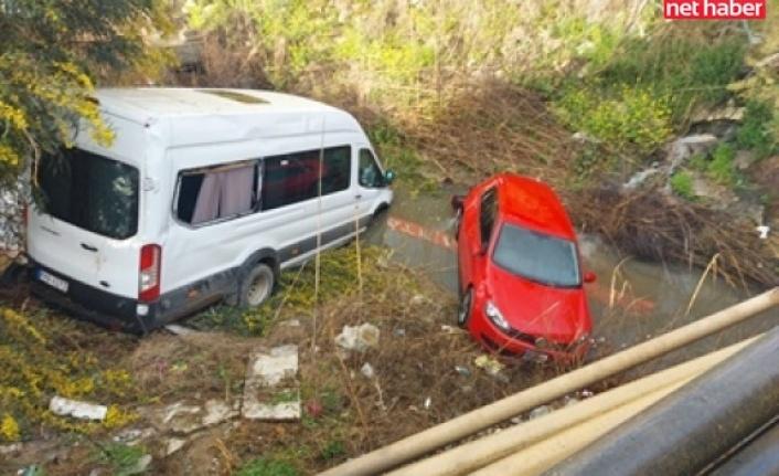 Yine trafik kazası